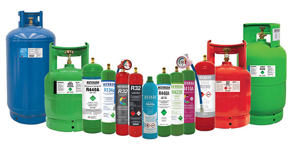 Refrigerant gases and fluids for the HVAC world - Mariel S r l